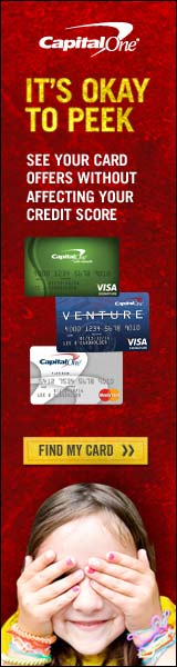 Capital One® Capital One® Card Finder Tool