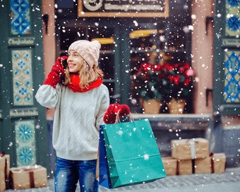 The Holiday Spending Forecast Looks Strong, Thanks To Millennials