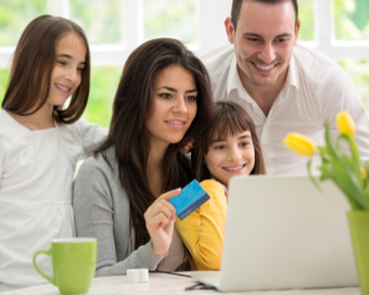 Your Child as an Authorized Credit Card User: Yes or No?