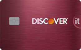Discover it® Cash Back Application
