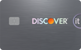 Discover it® Secured Application