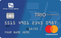 TRIO® Credit Card from Fifth Third Bank Application
