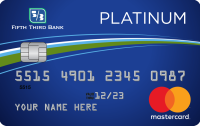 Secured Credit Card from Fifth Third Bank Application