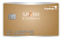Capital One® Spark® Classic for Business Application