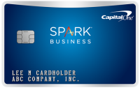 Capital One® Spark® Miles Select for Business Application