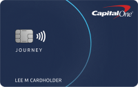 Journey® Student Rewards from Capital One® Application
