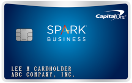 Capital One® Spark® Miles for Business Application