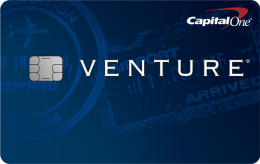 Capital One® Venture® Rewards Credit Card Application