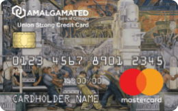 Amalgamated Bank of Chicago Union Strong Mastercard® Credit Card Application