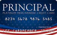 Principal Platinum Application