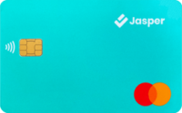 Jasper Cash Back Mastercard® Application