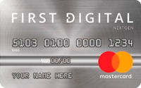 First Digital NextGen Mastercard® Credit Card Application