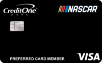 NASCAR® Credit Card from Credit One Bank® Application