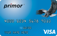Green Dot primor® Visa® Classic Secured Credit Card Application
