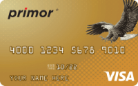 Green Dot primor® Visa® Gold Secured Credit Card Application