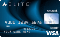 Blue ACE Elite™ Visa® Prepaid Debit Card Application