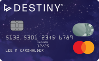 Destiny Mastercard® Application
