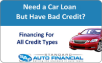 Standard Auto Financial Application