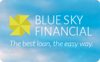 Blue Sky Financial Application