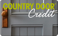 Country Door Credit Application