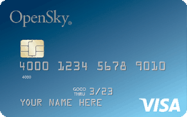 OpenSky® Secured Visa® Credit Card Application