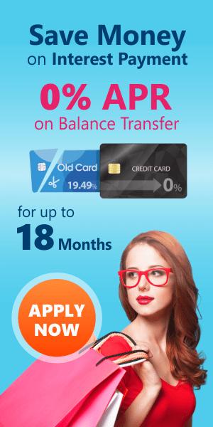 0% Balance Transfer Credit Card Offers 2019