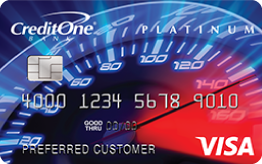Credit One Bank® Visa® Credit Card with Cash Back Rewards Application