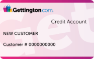 WebBank/Gettington Credit Account Application