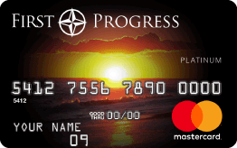 First Progress Platinum Select Mastercard® Secured Credit Card Application