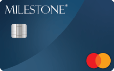 Milestone® Mastercard® with Free Choice of Card Image Application
