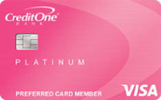 Credit One Bank® Unsecured Visa® for Rebuilding Credit Application