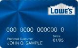 Lowe´s Consumer Credit Card