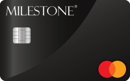 Milestone® Mastercard® - Less Than Perfect Credit Considered Application