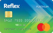 Reflex Mastercard® Application