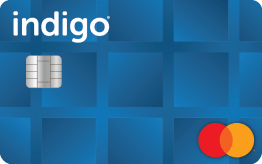 Indigo® Mastercard® for Less than Perfect Credit Application