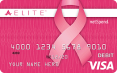 Pink ACE Elite™ Visa® Prepaid Debit Card Application