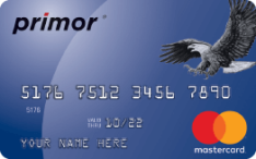 Green Dot primor® Mastercard® Classic Secured Credit Card Application