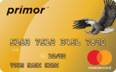 Green Dot primor® Mastercard® Gold Secured Credit Card Application