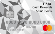 HSBC Cash Rewards Mastercard® credit card Application