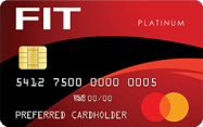 Fit Mastercard® Credit Card Application