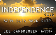 Independence Gold Card Application
