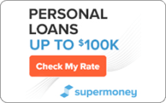 SuperMoney Personal Loans Application