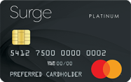 Surge Mastercard® Application