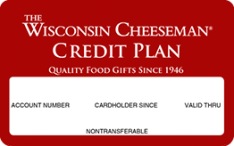 Wisconsin Cheeseman Credit Application
