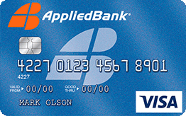 Applied Bank® Unsecured Classic Visa® Card Application